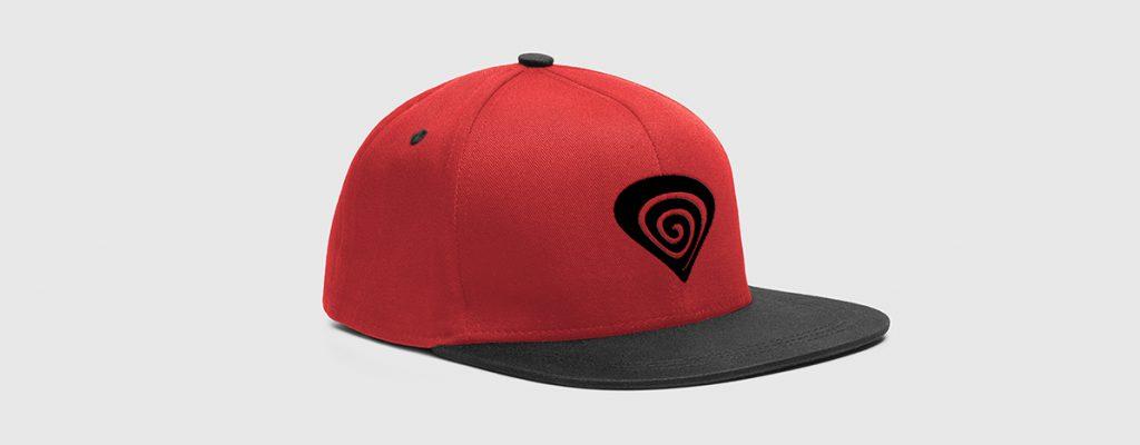 Tekstylia z nadrukiem - czapka z logo genesis