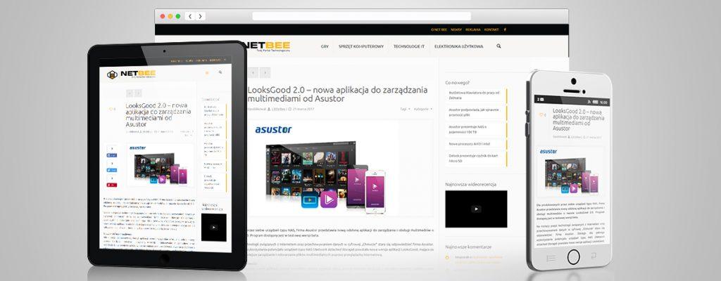 tworzenie stron internetowych - netbee.pl