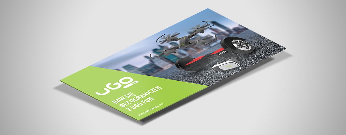 Ugo -projekty graficzne