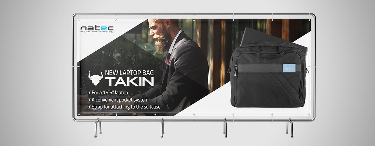 Projekty grafik reklamowych dla marki Natec1